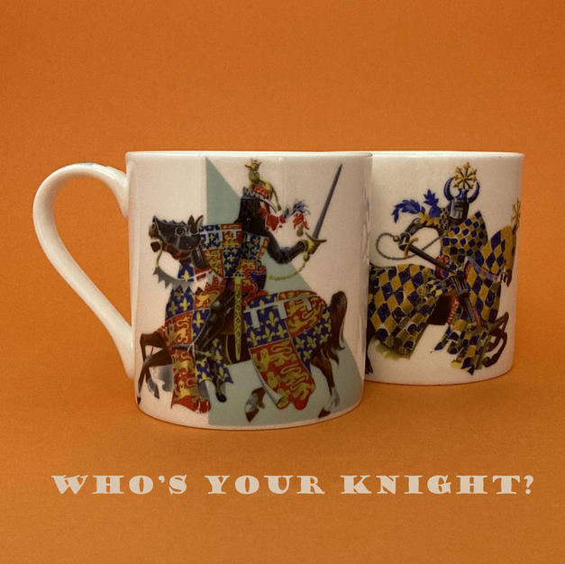 Whos YOUR Knight