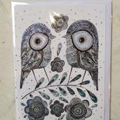 Birds - Beautiful Cards