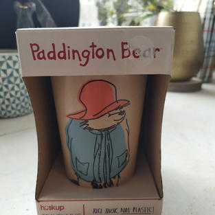 Paddington Bear Huskup Mug