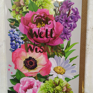 Well Wishes - Flowers