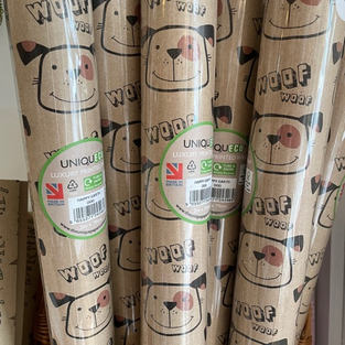 Roles of Wrapping Paper