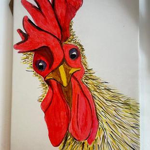 Chicken - By Chris Hucklebridge
