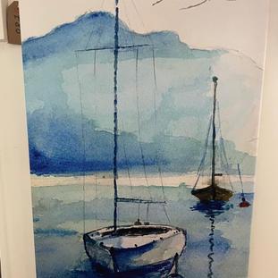 Boats - By Chris Hucklebridge