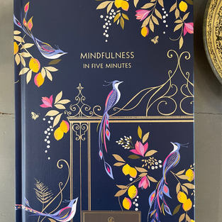 Mindfulness Hardback Journal