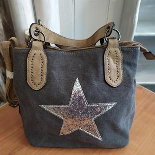 Blue Star Handbag