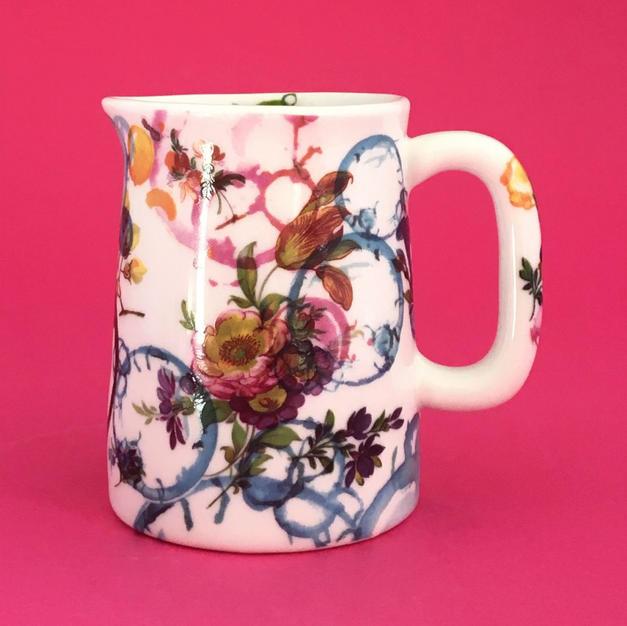 Bouquet Collage - Farmhouse jug - 142ml