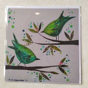 Birds - Beautiful Cards