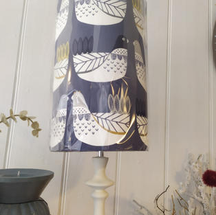 Sharon Waring -Made In Marshfield - Lampshade