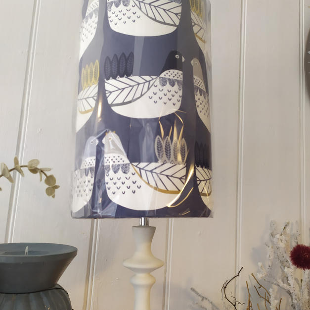 Sharon Waring -Made In Marshfield - Lampshade