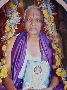 Vidyadharatheertha Guruji