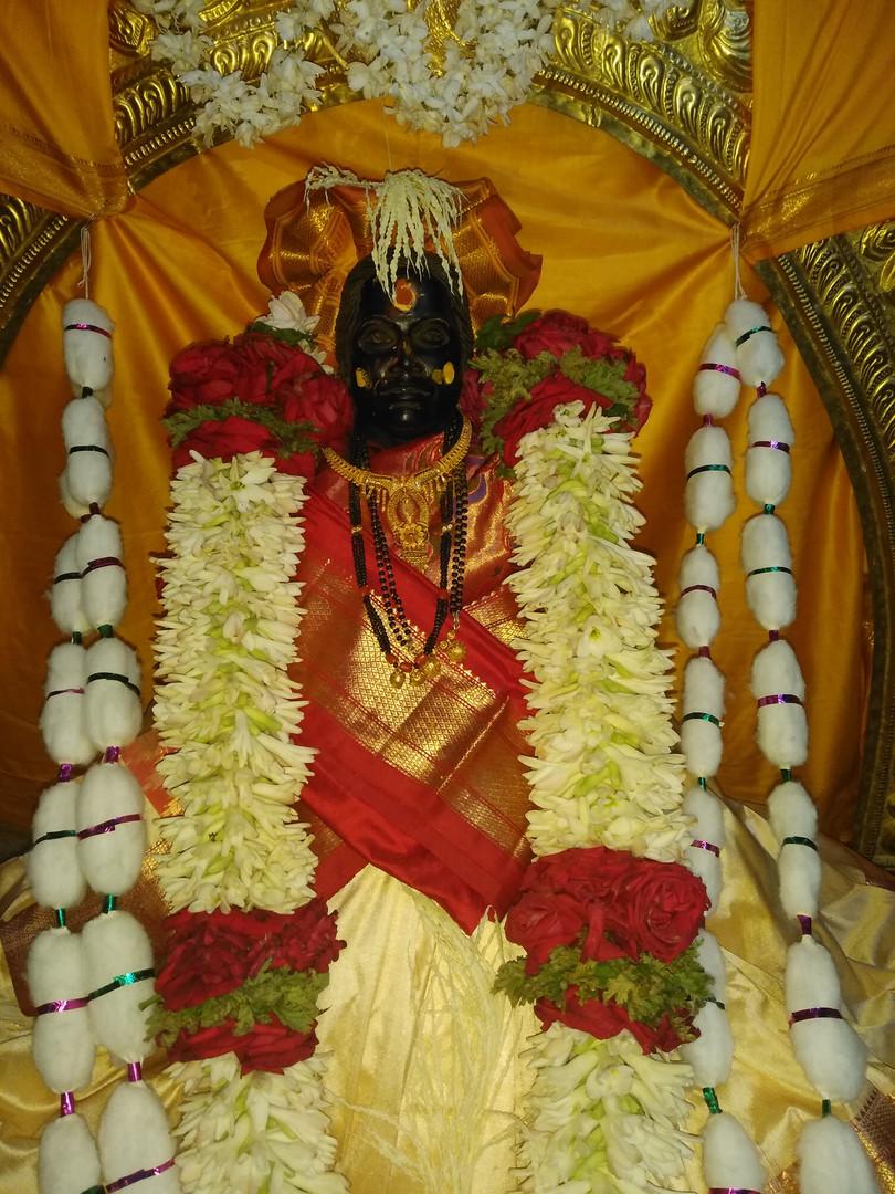 Shri Dattaswarupi Padmatai
