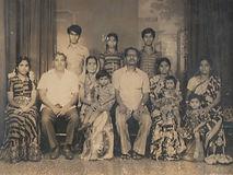 Vidyadharatheertha Guruji Family