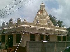 Shri Dattaswarupi Padmatai Mandir Construction