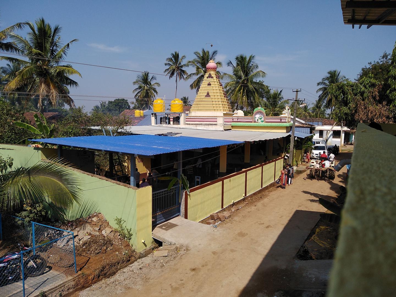 Shri Dattaswarupi Padmatai Gurudatta Mandir, Sri Kshethra Hosur