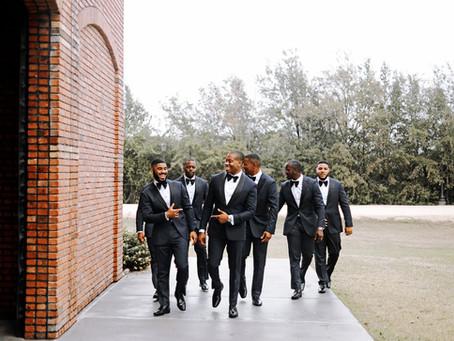 Let's Talk About the Men!
