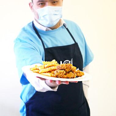Luis with food.jpg