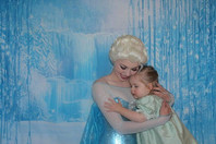 The Snow Queen Loves Warm Hugs