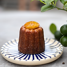 Cannelé Kumquat
