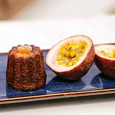 Cannelé Passion Fruit