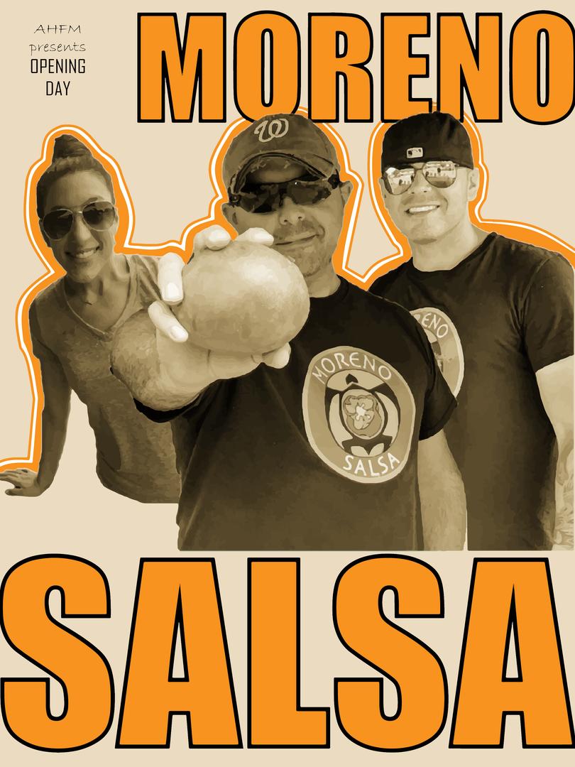 Team Moreno Salsa
