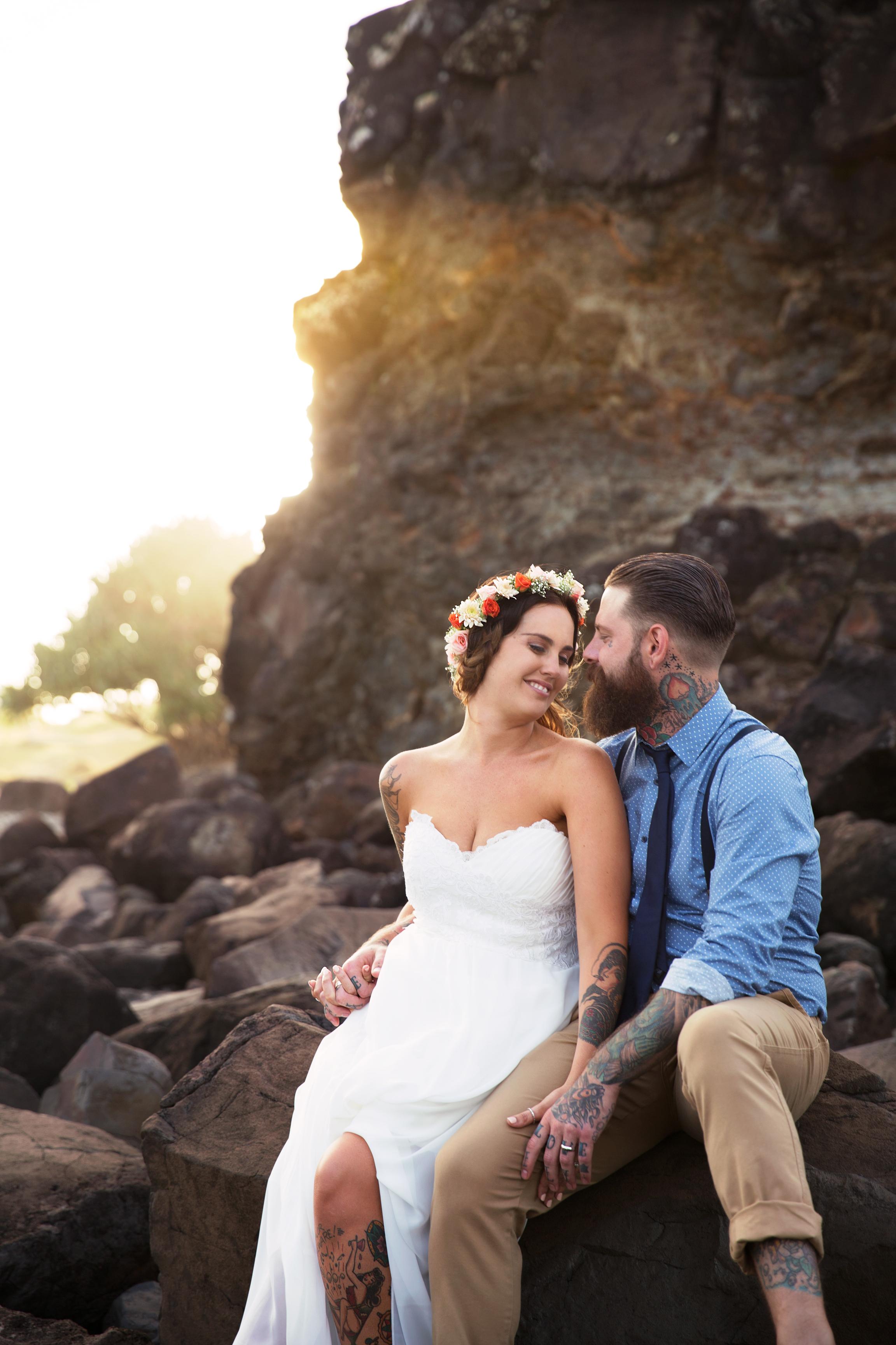 Lennox head wedding Jarrod Carter