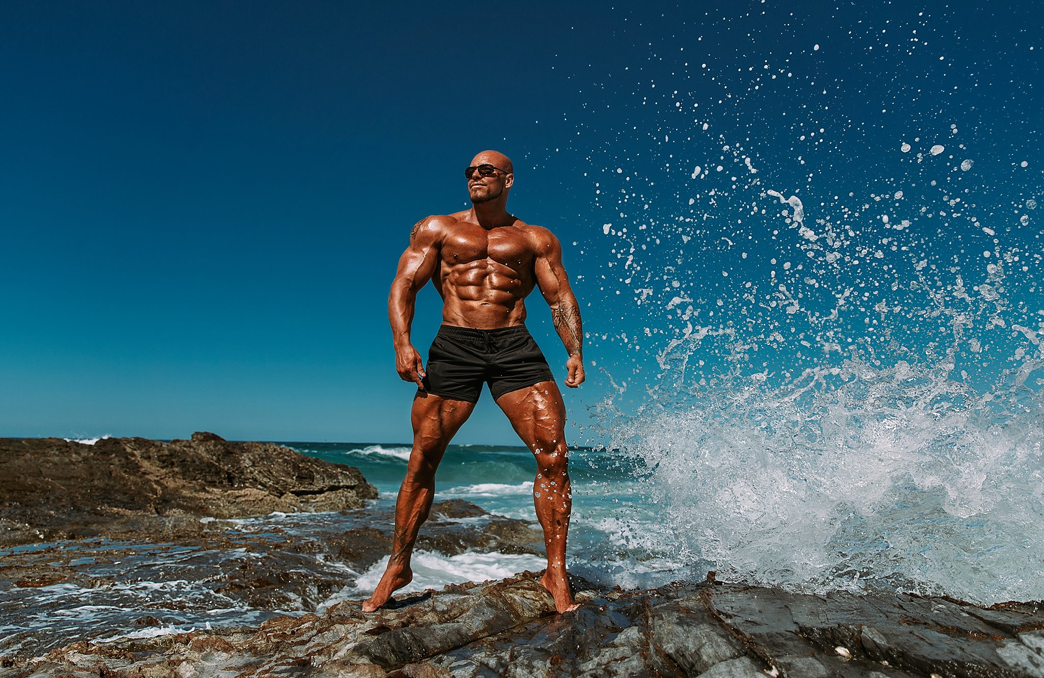 Gold Coast fitness Jarrod Carter