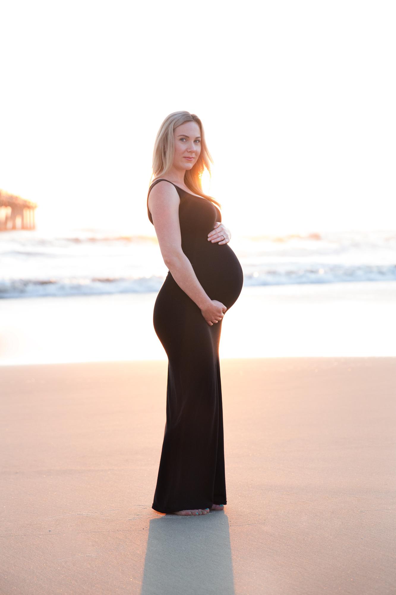 Gold Coast Maternity Shoot