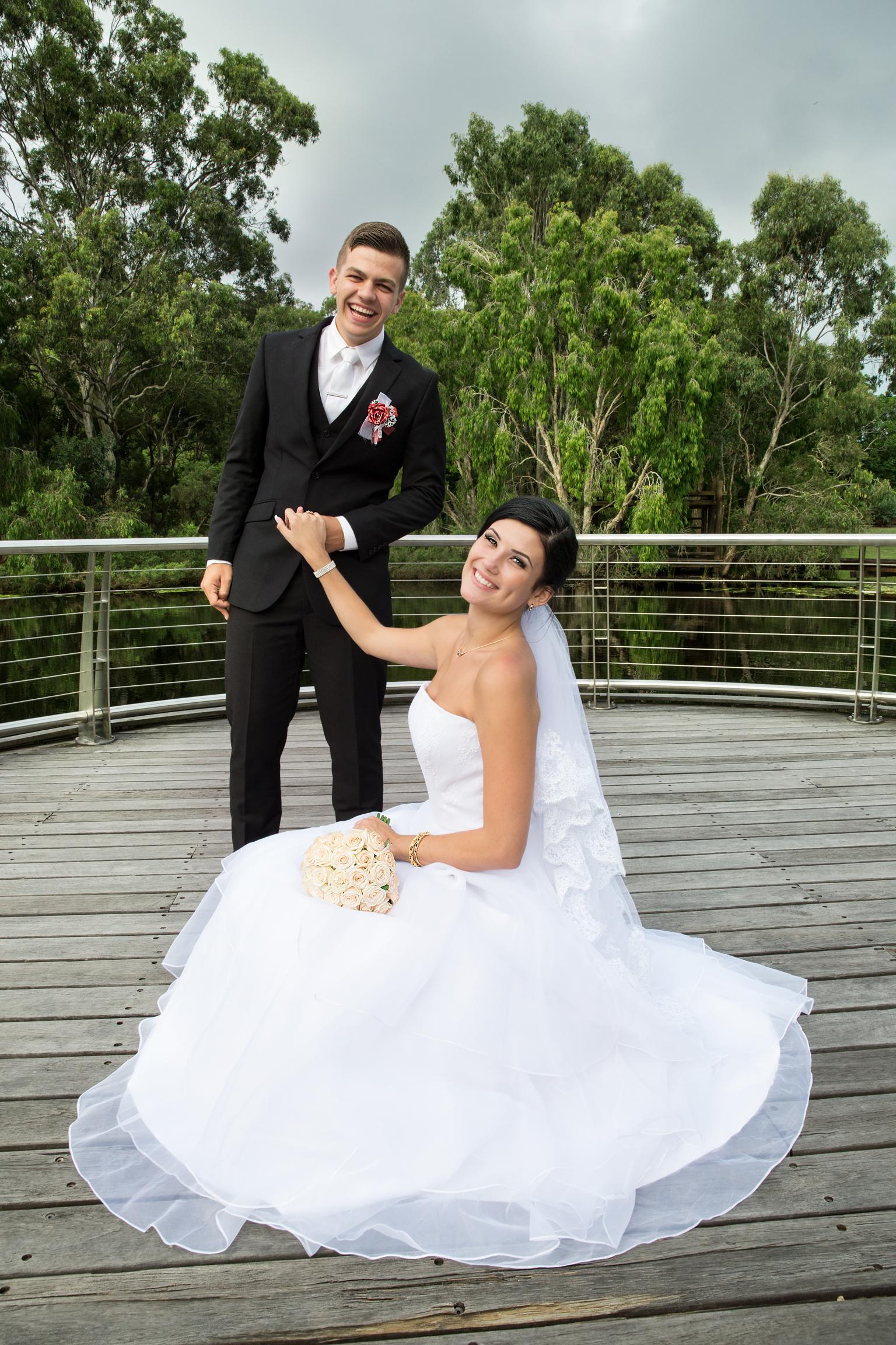 Benowa Botanic Gardens Wedding