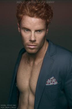 Fashion photographer Jarrod Carter
