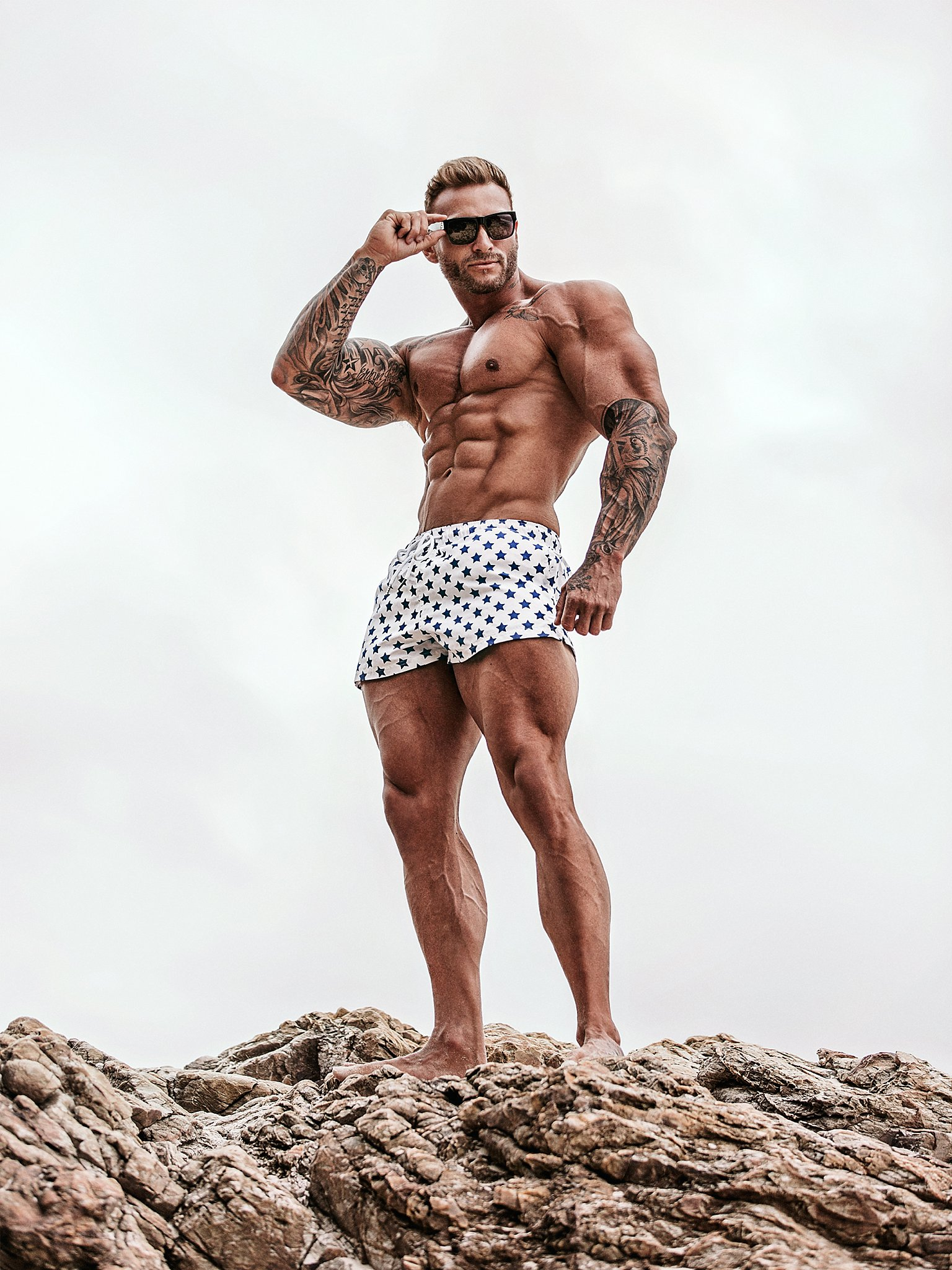 Fitness Photographer Jarrod Carter