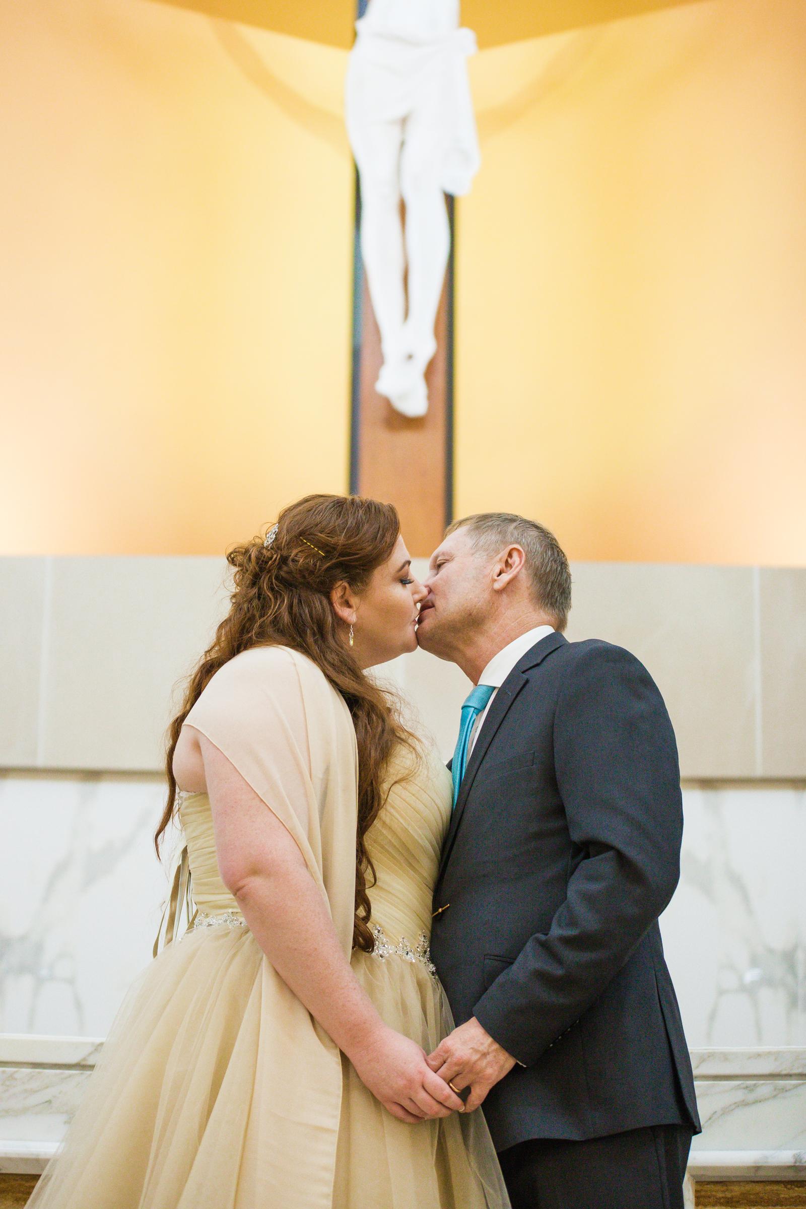 Stella Maris Catholic Church Wedding