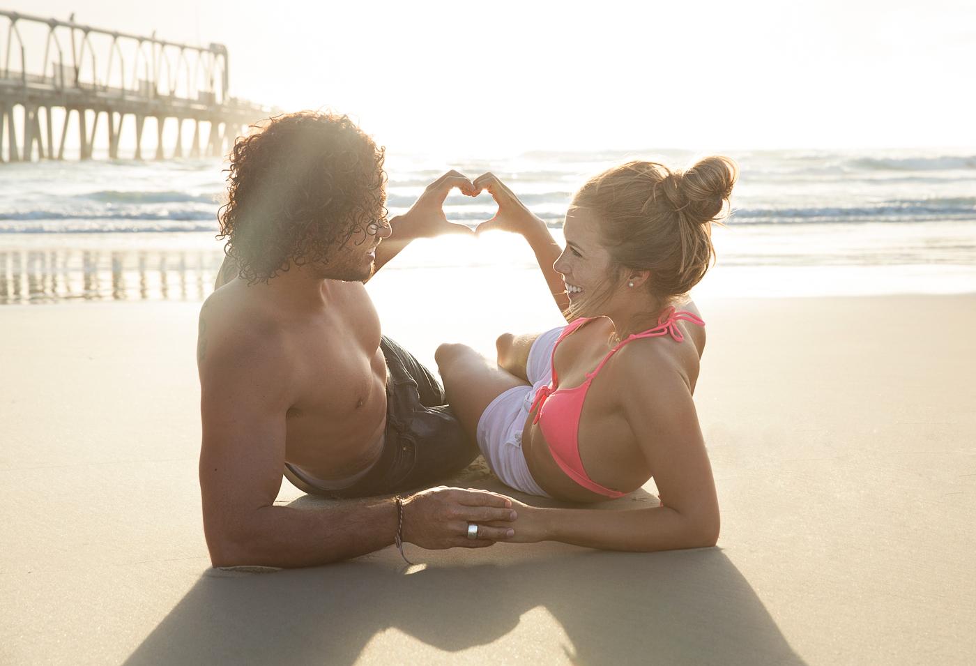 Gold Coast Couple Photographer