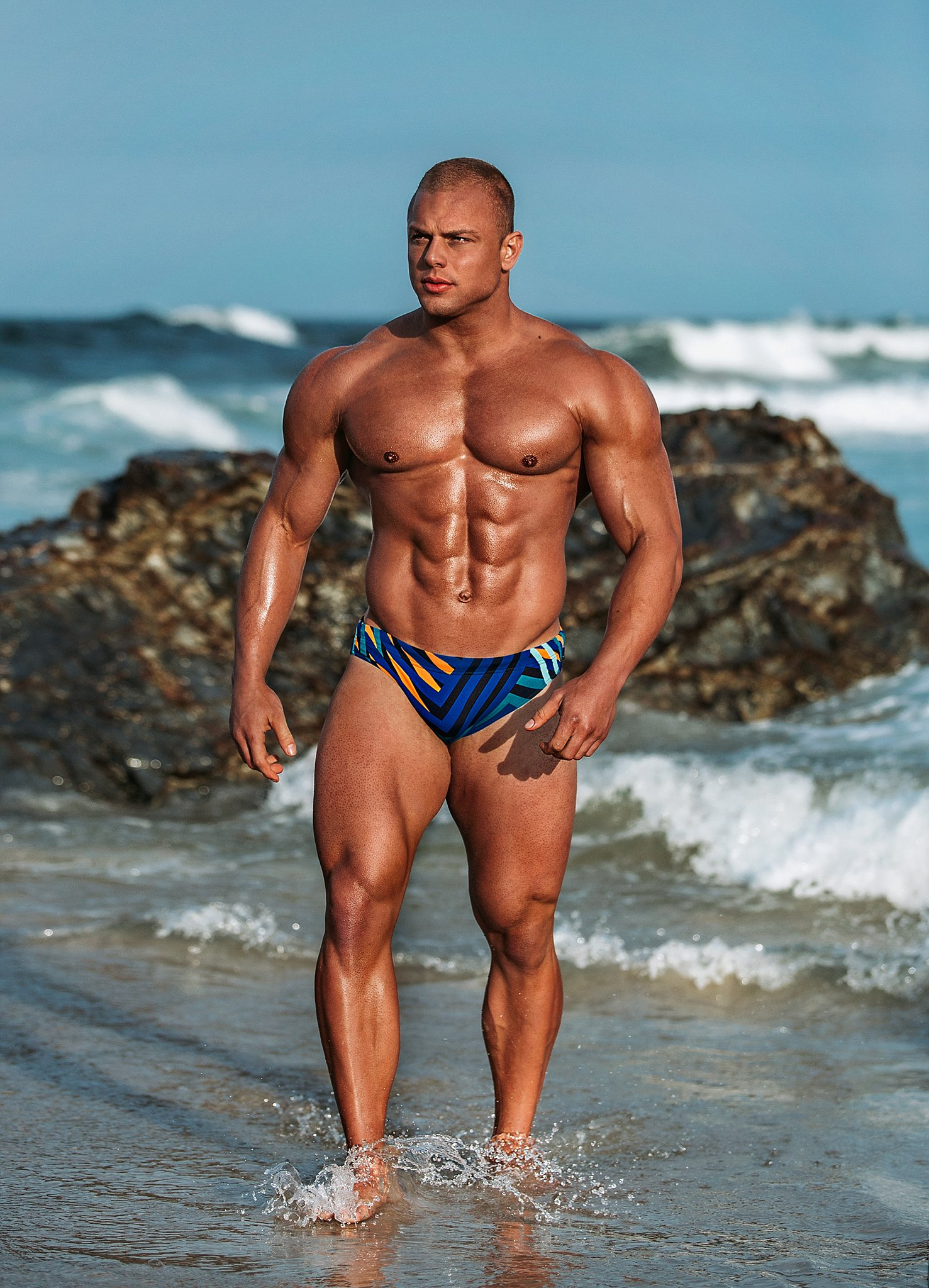 IFBB Fitness Photographer Jarrod
