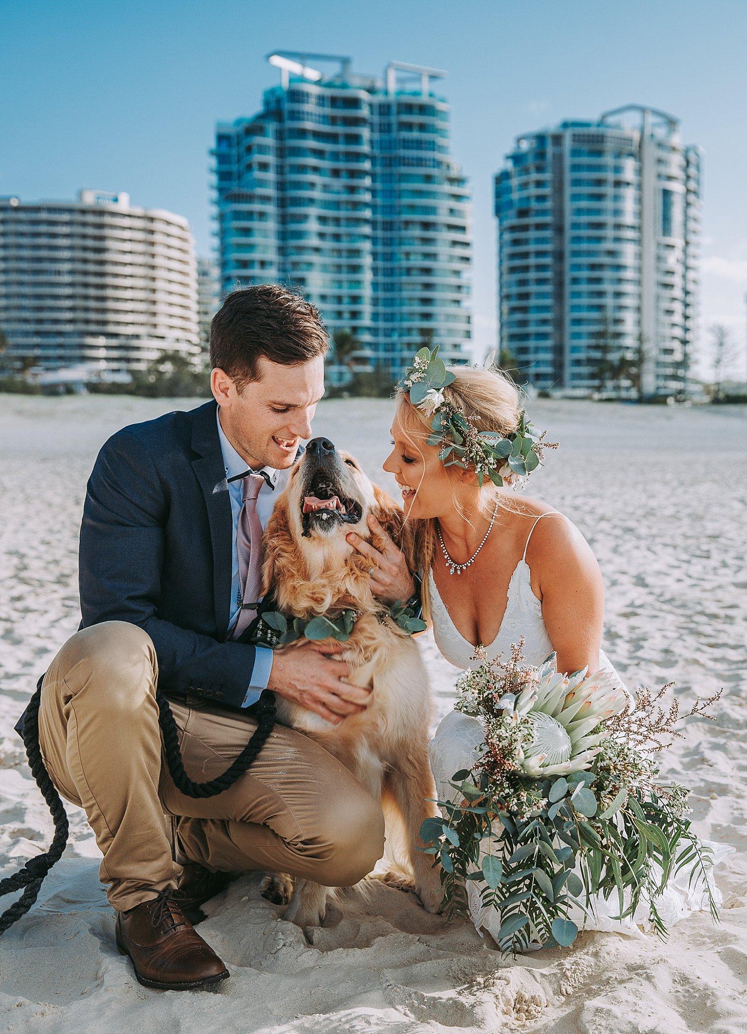 Gold Coast Wedding Jarrod Carter