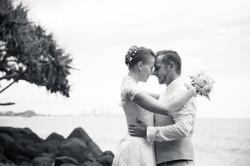 Burleigh heads Wedding Jarrod Carter