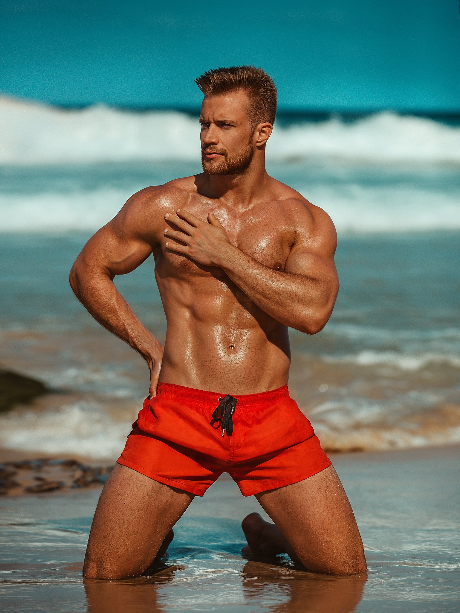 Jarrod Carter Fitness Photographer