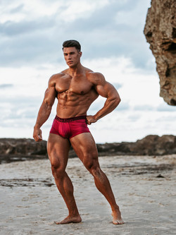 Gold Coast fitness Jarrod Carter