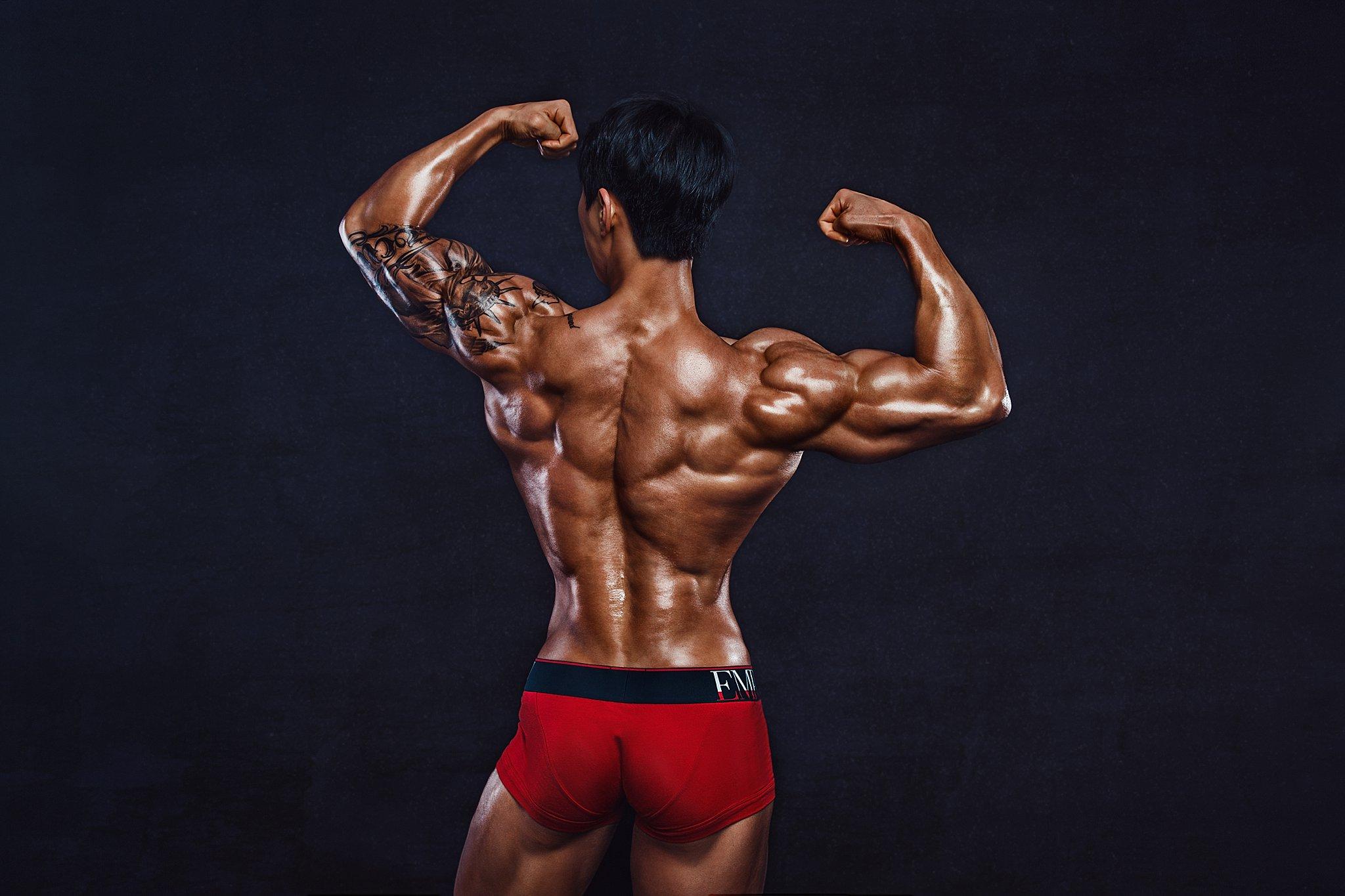 Australian fitness photographer