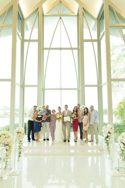 sanctuary cove wedding Jarrod Carter
