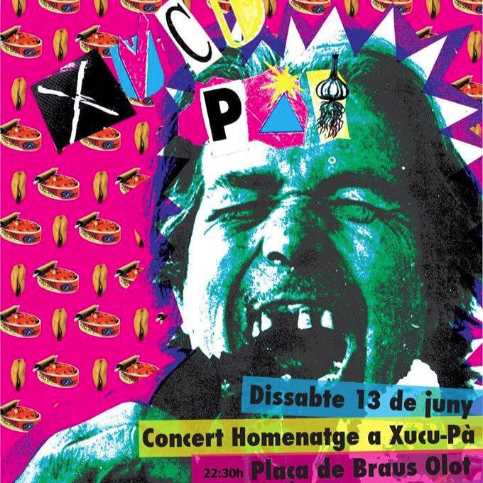 Concert Homenatge Xucu-Pà
