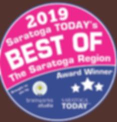 2019 Best Of Saratoga Award Winner