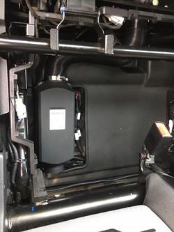 Transit Custom Planar Install