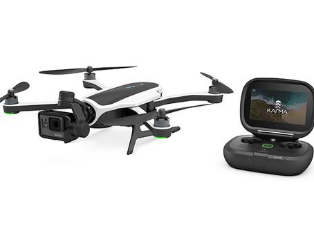 GoPro Hero 6, Karma Drone