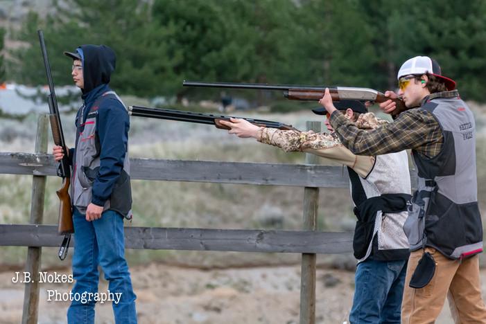 High School Trap shooting