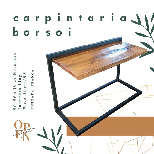 CARPINTARIA BORSOI