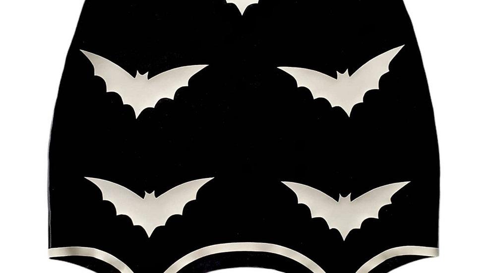 Bat Suspender Skirt