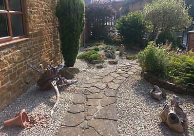 Low maintenance garden Banbury