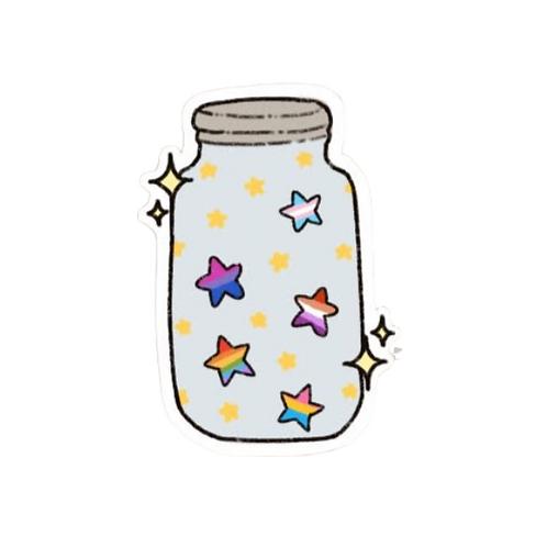 Pride Jar