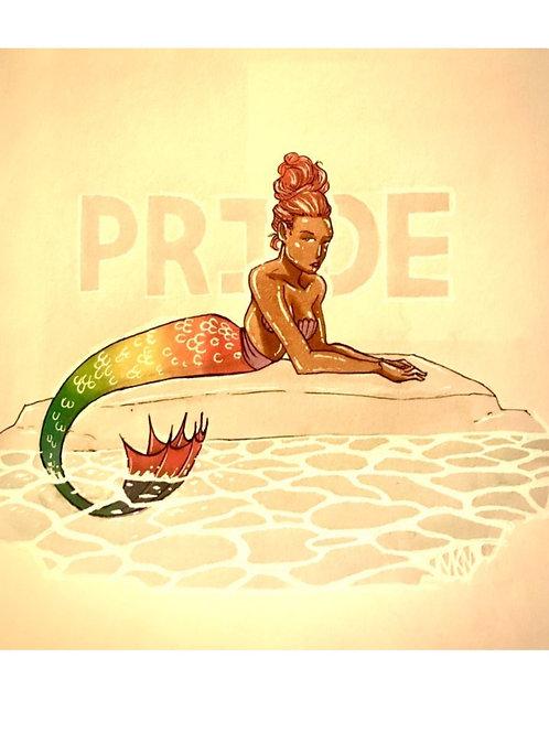 Pride Mermaid