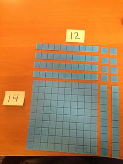Multiplication Array Model